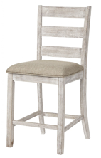 "Picture of Skempton 24"" Upholstered Barstool"