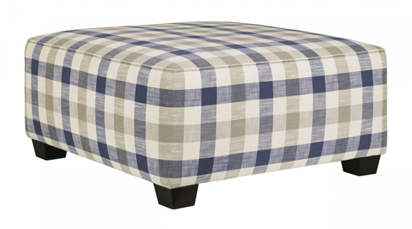 Picture of Meggett Oversized Accent Ottoman