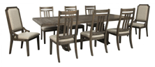 Picture of Wyndahl 9-Piece Dining Room Set