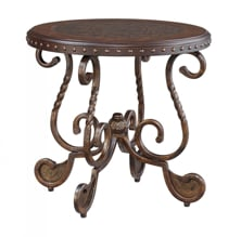 Picture of Rafferty Round End Table