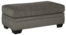 Picture of Dorsten Slate Ottoman
