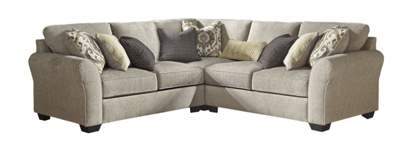 Picture of Pantomine Driftwood 3-Piece Sectional