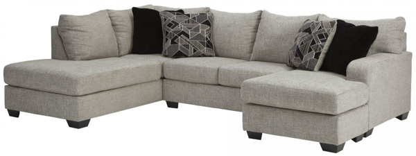Picture of Megginson Storm 2-Piece Left Arm Facing Sectional