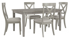 Picture of Parellen 5-Piece Dining Room Set