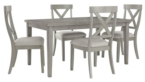 Picture of Parellen 5-Piece Dining Room Set
