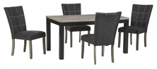 Picture of Dontally 5-Piece Dining Room Set