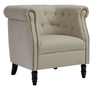 Picture of Jacquelyne Natural Accent Chair