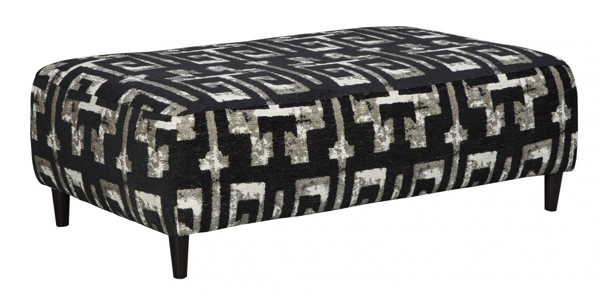 Picture of Ravenstone Oversized Accent Ottoman