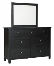 Picture of Noorbrook Dresser & Mirror