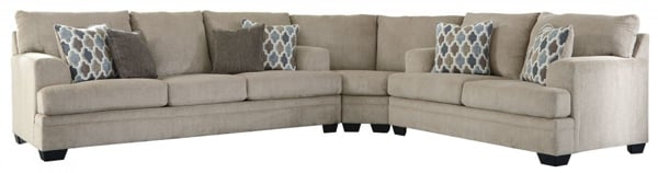 Picture of Dorsten Sisal 3-Piece Sectional
