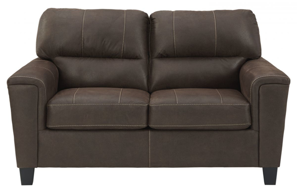 Picture of Navi Chestnut Loveseat