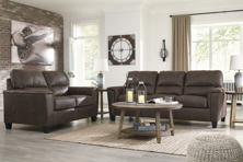 Picture of Navi Chestnut 2-Piece Living Room Set