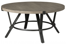 Picture of Zontini Round Cocktail Table