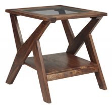 Picture of Charzine Rectangular End Table