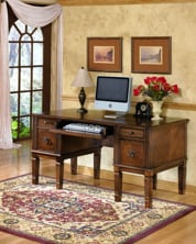Picture of Hamlyn Storage Leg Desk