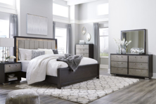 Picture of Maretto 6-Piece Queen Panel Bedroom Set