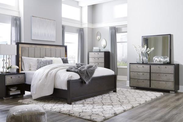Picture of Maretto 6-Piece Queen Panel Bedroom Set