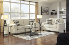 Picture of Abinger Natural 2-Piece Living Room Set