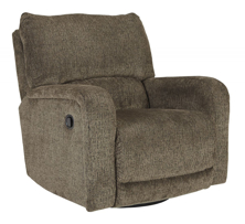 Picture of Wittlich Umber Swivel Glider Recliner