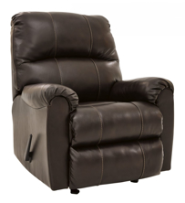 Picture of Hermiston Leather Rocker Recliner