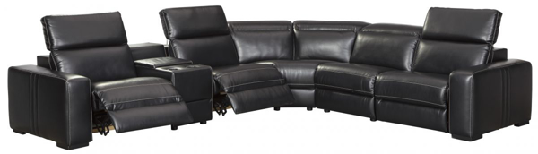 Picture of Mantonya 6-Piece Power Reclining Sectional
