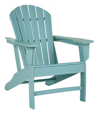 Picture of Sundown Treasure Turquoise Adirondack Chair