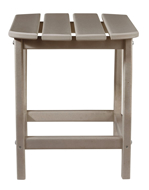 Picture of Sundown Treasure Grayish Brown End Table