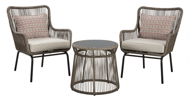 Picture of Cotton Road 3-Piece Outdoor Seating Group