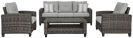 Picture of Cloverbrook 4-Piece Outdoor Set