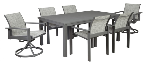Picture of Okada 7-Piece Outdoor Dining Set