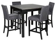 Picture of Garvine 5-Piece Counter Height Dining Room Set