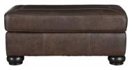 Picture of Bearmerton Leather Ottoman