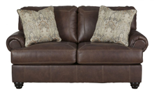 Picture of Bearmerton Leather Loveseat