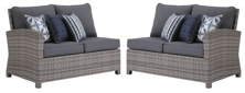 Picture of Salem Beach Outdoor RAF and LAF Loveseat