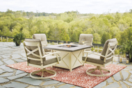 Picture of Preston Bay 5-Piece Outdoor Firepit Set