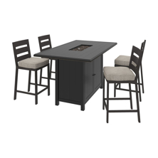 Picture of Perrymount 5-Piece Outdoor Dining Set