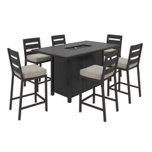 Picture of Perrymount 7-Piece Outdoor Dining Set