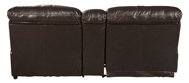 Picture of Hallstrung Chocolate Leather 3-Piece Power Sofa Chaise