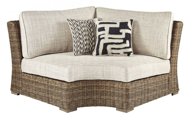 Picture of Beachcroft Outdoor Curved Corner Chair