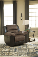 Picture of Earhart Chestnut Rocker Recliner