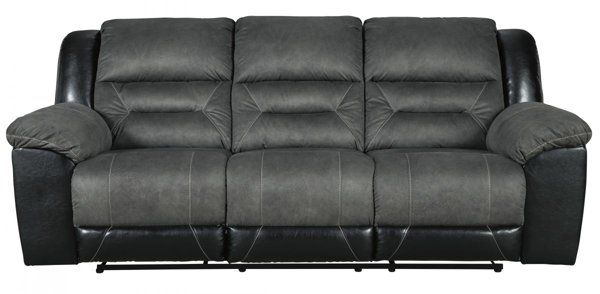 Picture of Earhart Slate Reclining Sofa