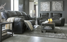 Picture of Earhart Slate 2-Piece Living Room Set