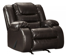 Picture of Vacherie Chocolate Rocker Recliner