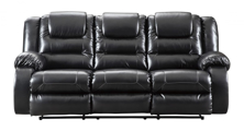Picture of Vacherie Black Reclining Sofa