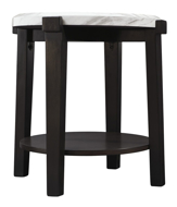 Picture of Janilly Round End Table