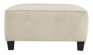 Picture of Abinger Natural Accent Ottoman