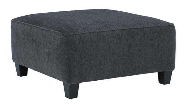 Picture of Abinger Smoke Oversized Accent Ottoman