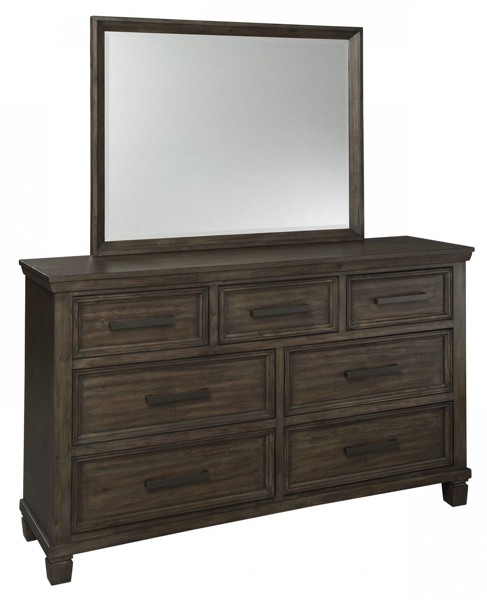 Picture of Johurst Dresser & Mirror