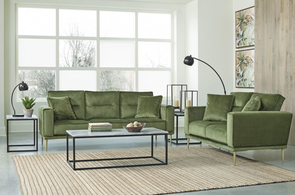 Picture of Macleary Moss 2-Piece Living Room Set