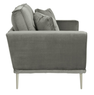 Picture of Macleary Steel Loveseat